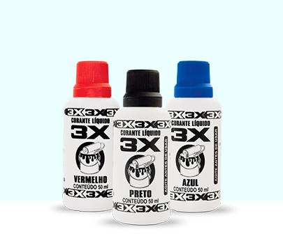 Corante 3X Triex