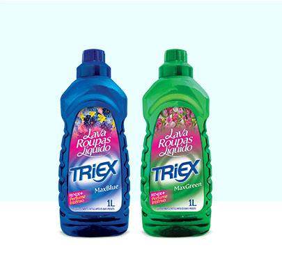 Lava Roupas Líquido Triex